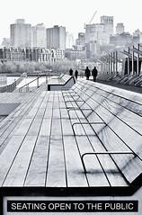 Seating Open To The Public (Pier 17) (sjnnyny) Tags: nyc southstreetseaport manhattan eastriver nikond7200 micronikkor5528ais stevenj sjnnyny urban skyline cityscape