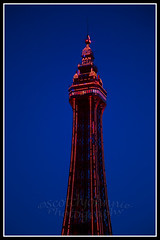 IMG_0117 Blackpool Tower (Scotchjohnnie) Tags: blackpool blackpoolilluminations blackpooltower lancashire landmark lowlight longexposure canon canoneos canon6d canonef24105mmf4lisusm scotchjohnnie