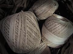 So Let Me Tell You a Yarn (clarkcg photography) Tags: string thread yarn line knit roll diamond crisscross geometric newroll 7dosoldnewgeometrysunday