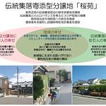住宅分譲地の写真