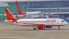 Air India Airbus A320NEO VT-EXV New Delhi (DEL/VIDP) (Aiel) Tags: airindia airbus a320 a320neo vtexv newdelhi delhi canon60d tamron70300vc boeing b787 b7878 dreamliner