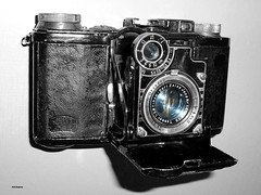 Zeiss_Ikon_Super_Nettel_I_bw_farb_tx_P1330997 (said.bustany) Tags: zeiss ikon nettel super 1934 januar 2019 kamera kleinbild 35mm