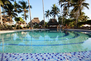 Paradise Beach Resort pool
