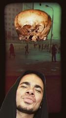 Skull (idv201508) Tags: photomanipulation digitalcollage digital collage art
