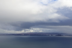 Rona Island from Skye, Scotland (Hugues Boulard) Tags: rona skye scotland ecosse island sea mer nuages