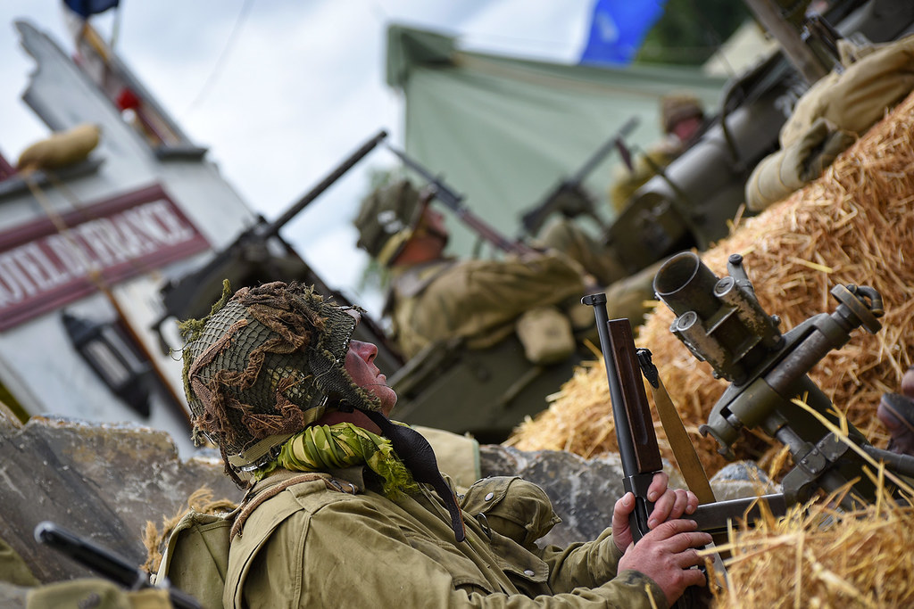 The World's Best Photos of detling and reenactment - Flickr