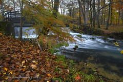 Rushing Spring (John Gilbert Photography) Tags: fall color stjames landscape
