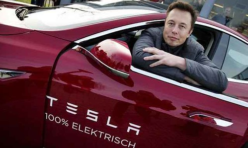 Elon Musk, we will coup whoever we want., From FlickrPhotos