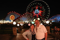 """Tracey and Scott at Disney California Adveture • <a style=""""font-size:0.8em;"""" href=""""http://www.flickr.com/photos/28558260@N04/44232404940/"""" target=""""_blank"""">View on Flickr</a>"""