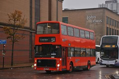 Preserved Strathclyde Buses A735 PSU (A109) | 2018 GVVT Open Weekend Shuttles | Killermont St, Glasgow (Strathclyder) Tags: strathclydebuses sbl volvo ailsa b5510 alexander rvtype a735psu a735 psu a109 killermont street buchanan bus station scotland gvvt bridgeton firstglasgow 31213 strathclyde buses pte