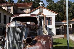 Sanatorio Durán (ralfkoplin) Tags: costarica sanatorio krankenhaus sanatorium lostpalce lost place durán koplin gebäude amerika lateinamerika car auto kirche cartago irazú