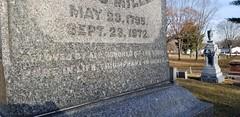 20181226_091511 (gknott63) Tags: bloomington illinois evergreen cemetery