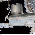 宇宙実験施設の写真