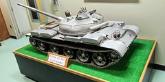 Russian T-62 Tank (Dave* Seven One) Tags: 14scale replica russiant62tank russian t62tank