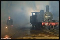 No 41708 7th Nov 2018 Barrow Hill Timeline Event (Ian Sharman 1963) Tags: no 41708 7th nov 2018 barrow hill timeline event class 1f 060t steam engine railway rail railways train trains loco locomotive roundhouse