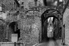 Virgoletta (danilocolombo69) Tags: blackwhite virgoletta campanile portale danilocolombo danilocolombo69 nikonclubit