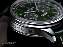 SCHWEIZ BREITTLING SA BREITLING AND BENTLEY (Watches 7) Tags: breitling premier premierb01 chrono 2018 britishracing caliberb01 ab0118a11 ab0118