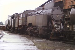 45.00a (Ray's Photo Collection) Tags: poland steam railway train pkp railways polish winter snow tour rail