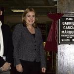 MX MM PLACA GABRIEL GARCÍA MÁRQUEZ thumbnail