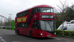 This Is Routemaster Business (londonbusexplorer) Tags: london united ratp group wrightbus new routemaster lt167 ltz1167 27 chiswick business park turnham green tfl buses