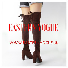Women's boots autumn winter over knee boots high heels party boots (Eastern Vogue) Tags: overthekneeboots thighhighboots boots winterboots howtostyleoverthekneeboots kneehighboots ankleboots howtowearoverthekneeboots fallboots highheelboots highheels dosanddontsofthighhighboots winter2019overthekneeboots otkboots sockboots kneehighheeledboots leatheroverkneeboots kneehighheelboots howtostyleankleboots easternvogueuk wwweasternvogueuk eastern vogue easternvogue