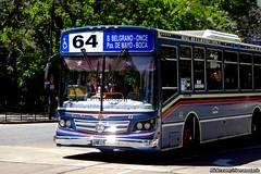 Mercedes-Benz OH 1718 L-SB Colectivo - Buenos Aires, Argentina (RiveraNotario) Tags: mercedesbenz colectivos buenosaires argentina buses