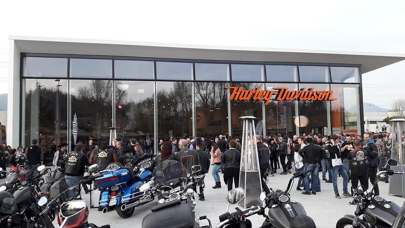 Presentazione Nuova HD Bergamo