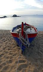 BARCA DE PESCA (Joan Biarnés) Tags: calelladepalafrugell costabrava empordà barca 285 panasonicfz1000