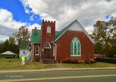 Louisa Presbyterian Church (r.w.dawson) Tags: louisacounty townoflouisa virginia va architecture building church presbyterian