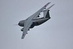 UP3A1116 (ken1_japan) Tags: 岐阜県各務原市 航空自衛隊岐阜基地 飛行開発実験団 ブルーインパルス t7 t4 f2 f4 f15 c1 kc767