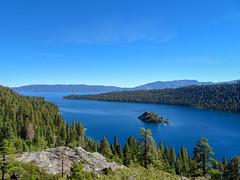 Emerald Bay - Lake Tahoe - California - USA (TravelMichi) Tags: usa reisen californa travel laketahoe southlaketahoe kalifornien vereinigtestaaten us