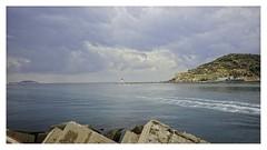 Cartagena, Faro y fuerte de Navidad desde el Faro de la Curra (jrusca) Tags: cartagena spain mediterráneo mar faro bocana puerto lacurra curra navidad fuerte farodenavidad farodelacurra