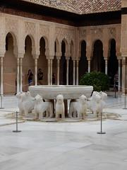 Alhambra-Generalife (VJ Photos) Tags: hardison spain granada alhambra thecourtofthelions