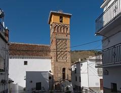 Torre Alminar (Stil Licht) Tags: archez axarquia espagna sierraalmijara sierratejeda spain spanje
