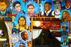D Love (Thomas Hawk) Tags: california dlove mission missiondistrict sanfrancisco usa unitedstates unitedstatesofamerica graffiti mural streetart fav10