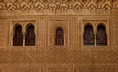 Day 14: Granada (Call me Shona) Tags: art architecture spain europe mosaic palace alhambra granada andalusia travel summer vacation holiday espana window historic