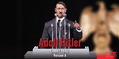 3R GM640 Adolf Hitler 1889-1945 Ver A - 00 Promo 01 (Lord Dragon 龍王爺) Tags: 16scale 12inscale onesixthscale actionfigure doll hot toys 3r did german ww2 axis