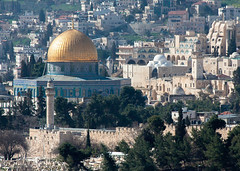 Temple Mount. Jerusalem. Israel 2015 (gloas87) Tags: templemount domeoftherock canon50d tamron70300vc israel jerusalem