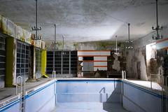 Nightswimming (scottboms) Tags: travel austria projects analogresearchlab arl impossiblefilm sudbahnhotel semmering