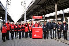 Bologna Centrale (Ferrovie dello Stato Italiane) Tags: trenitalia ferrovie fs stazione ferroviedellostato bologna gianfrancobattisti orazioiacono gianfrancofiumara
