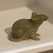 Tiny Japanese jade rat
