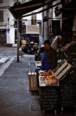 (nickriviera73) Tags: milan people street greengrocer waiting