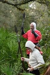 EEF_7649 (efusco) Tags: boar medieval spear brambleschoolearteofthehunt bramble schoole military arts academy florida ferel hog pig