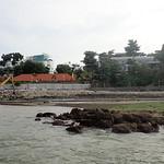 Coastal works at Changi Creek next to Changi Point Ferry Terminal thumbnail