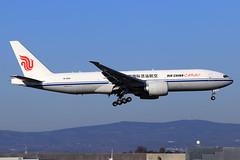Air China Cargo  Boeing 777-FFT B-2097 (widebodies) Tags: frankfurt main fra eddf widebody widebodies plane aircraft flughafen airport flugzeug flugzeugbilder air china cargo boeing 777fft b2097