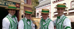 Dapper Dans (barbershop_lead) Tags: barbershop quartet straw hat bowtie boater