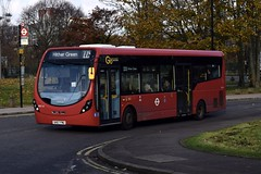 Go-Ahead London subsidiary London Central Wright StreetLite DF (WS114 - SK67 FMU) 225) (London Bus Breh) Tags: goahead goaheadgroup goaheadlondon londoncentral thewrightgroup wrightgroup wrightbus wright wrightstreetlitedf wrightstreetlite streetlitedf streetlite df ws ws114 sk67fmu 67reg london buses londonbuses bus londonbusesroute225 route225 newcross exeterway pagnellstreet tfl transportforlondon