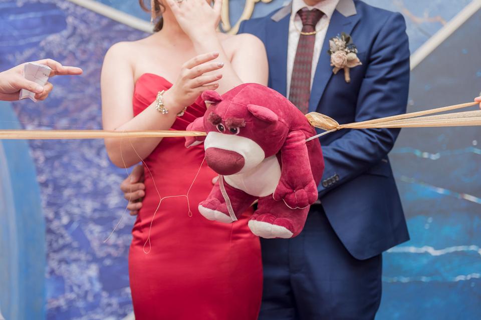 台南東東宴會式場 婚宴 走在幸福的紅毯上 R & B 147