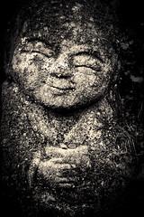 les vrais sourires (Stéphane Barbery) Tags: otaginenbutsuji sculpture japan japon jizo kyoto rakan smile sourire 京都 日本