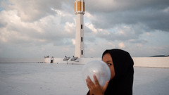 * (Sakulchai Sikitikul) Tags: street snap streetphotography songkhla sony a7s voigtlander 35mm thailand hatyai children girl muslim islamic 169 masjid
